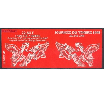 Znaczek Francja 1998 Mi mh 47 Czyste **