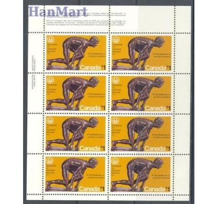 Znaczek Kanada 1975 Mi ark 585-586 Czyste **