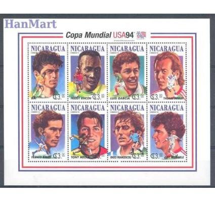 Znaczek Nikaragua 1994 Mi 3388-3395 Czyste **