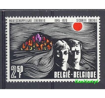 Belgia 1970 Mi 1612 Czyste **