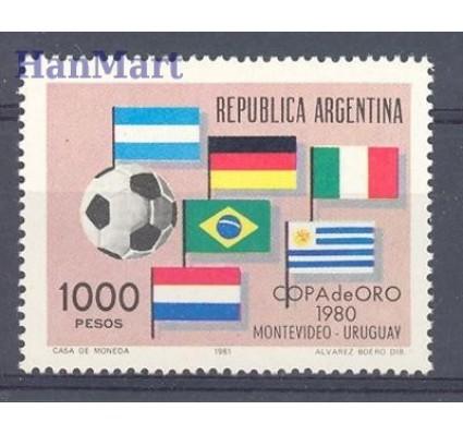 Znaczek Argentyna 1981 Mi 1502 Czyste **