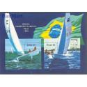 Brazylia 1983 Mi bl 58 Czyste **