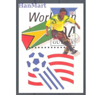 Gujana 1994 Mi bl 436 Czyste **