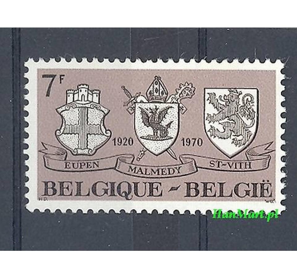 Belgia 1970 Mi 1620 Czyste **