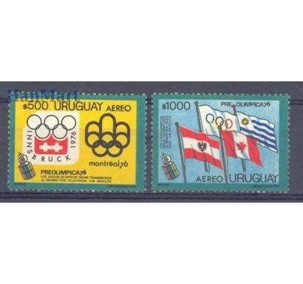 Znaczek Urugwaj 1975 Mi 1352-1353 Czyste **