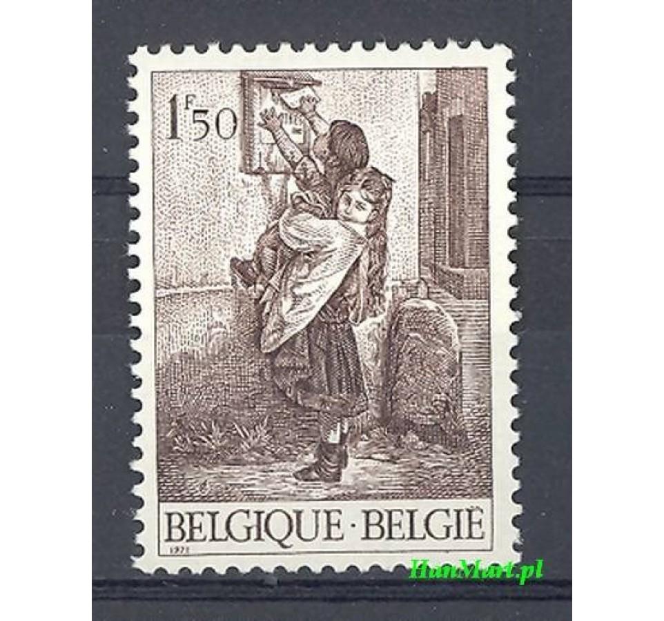 Belgia 1971 Mi 1628 Czyste **
