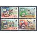 Gambia 1984 Mi 531-534 Czyste **