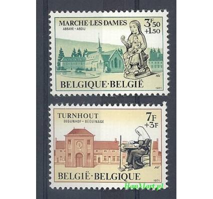 Znaczek Belgia 1971 Mi 1629-1630 Czyste **