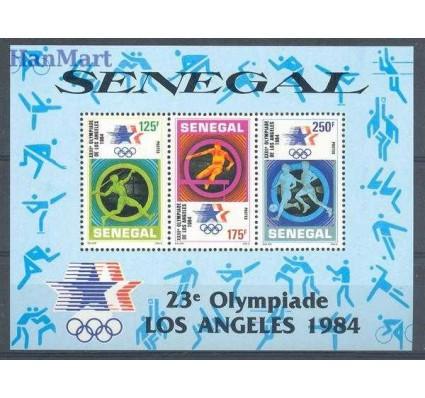 Znaczek Senegal 1984 Mi bl 46 Czyste **