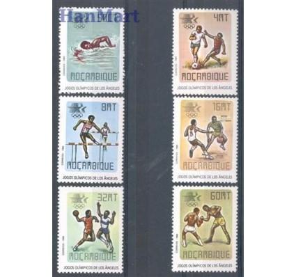 Znaczek Mozambik 1984 Mi 967-972 Czyste **