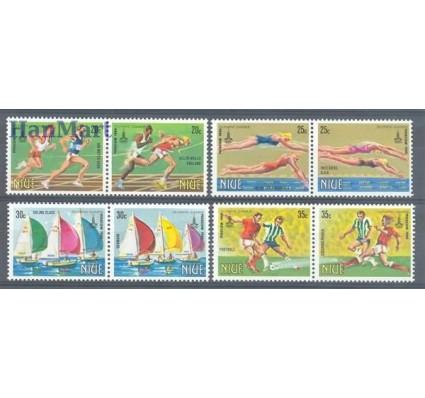 Znaczek Niue 1980 Mi 358-365 Czyste **