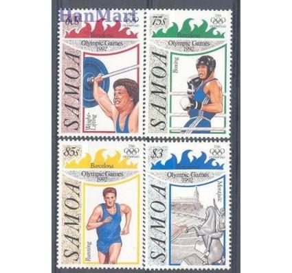 Znaczek Samoa 1992 Mi 738-741 Czyste **