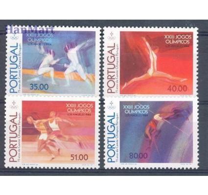 Znaczek Portugalia 1984 Mi 1635-1638 Czyste **
