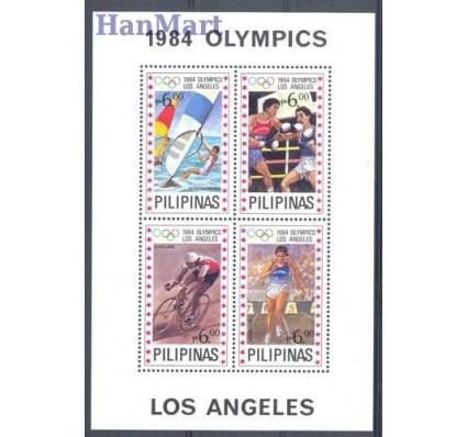 Znaczek Filipiny 1984 Mi bl 24 Czyste **