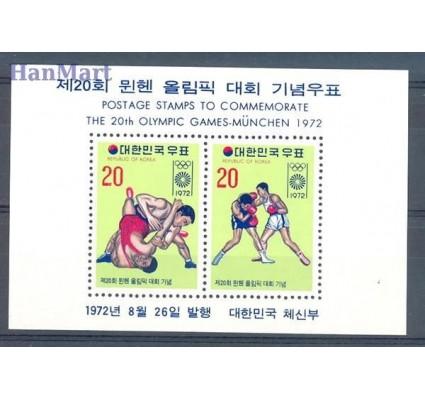 Korea Południowa 1972 Mi bl 355 Czyste **