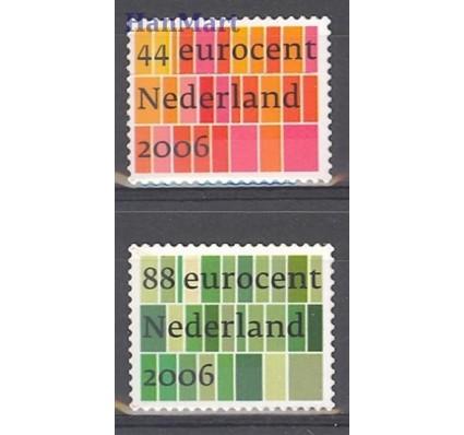 Znaczek Holandia 2006 Mi 2478-2479 Czyste **