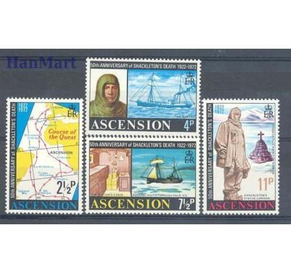Znaczek Wyspa Wniebowstąpienia 1972 Mi 160-163 Czyste **