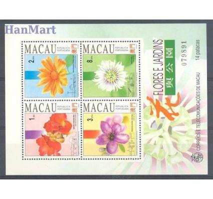 Makau 1993 Mi bl 23 Czyste **