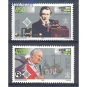 Watykan 1995 Mi 1143-1144 Czyste **