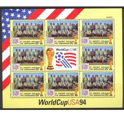 Saint Vincent i Grenadyny 1994 Mi ark 2823 Czyste **