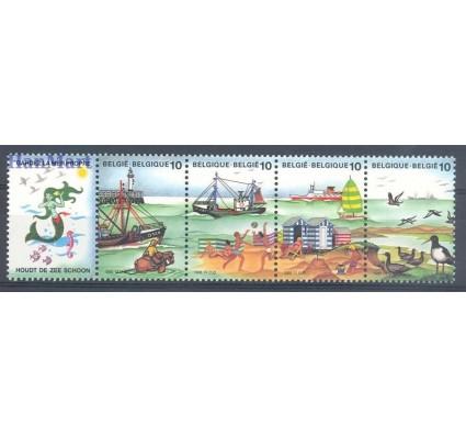 Znaczek Belgia 1988 Mi 2325-2328 Czyste **