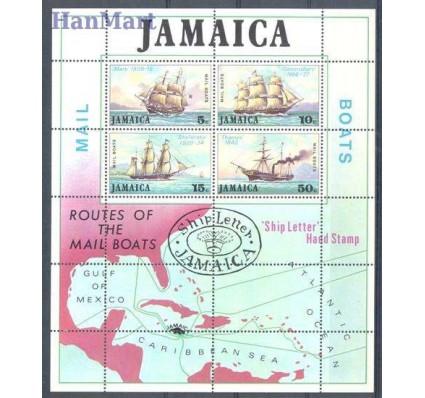 Znaczek Jamajka 1974 Mi bl 6 Czyste **