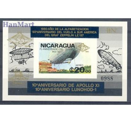 Nikaragua 1980 Czyste **