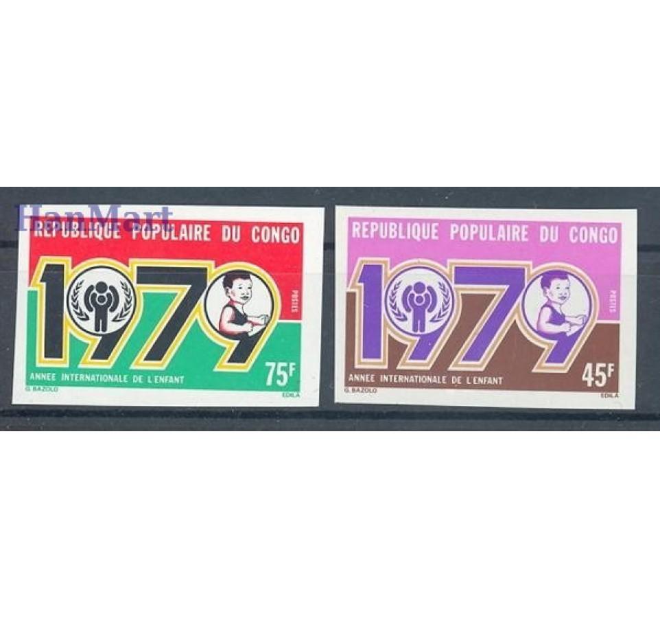 Kongo 1979 Czyste **