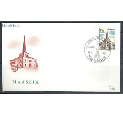 Znaczek Belgia 1972 Mi 1691-1692 FDC