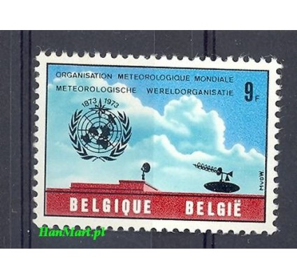 Belgia 1973 Mi 1714 Czyste **