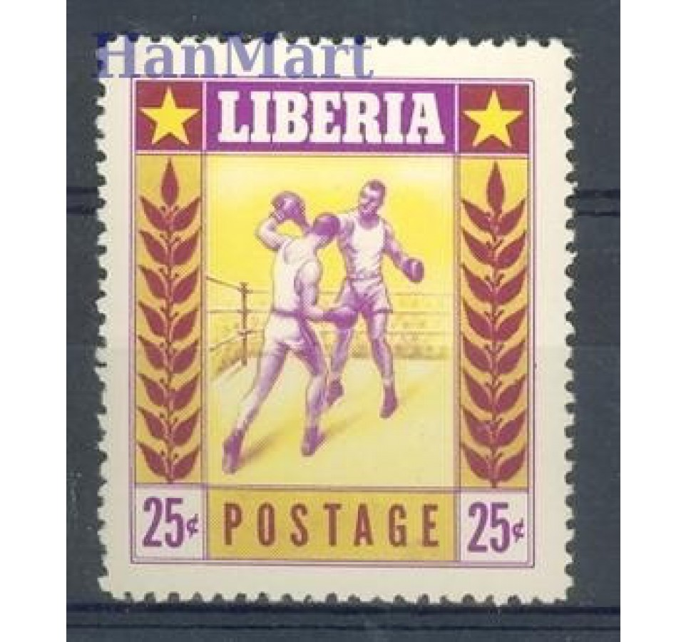 Liberia 1955 Mi 473 Czyste **