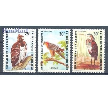 Znaczek Kamerun 1983 Mi 1011-1013 Czyste **