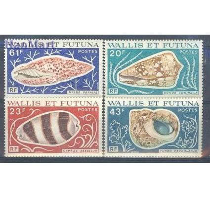 Wallis et Futuna 1976 Mi 279-282 Czyste **