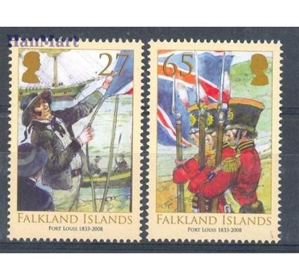 Znaczek Falklandy 2008 Mi 1044-1045 Czyste **