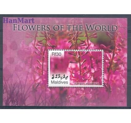 Znaczek Malediwy 2007 Mi bl 612 Czyste **