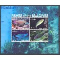 Malediwy 2007 Mi 4555-4562 Czyste **