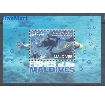 Znaczek Malediwy 2007 Mi bl 602 Czyste **