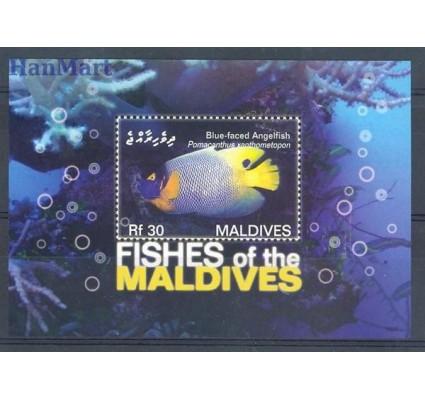 Malediwy 2007 Mi bl 603 Czyste **
