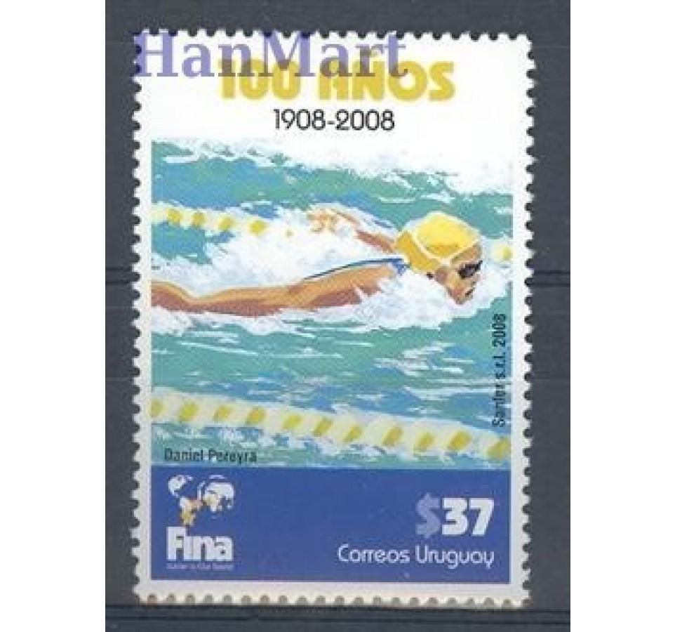 Urugwaj 2008 Mi 3030 Czyste **