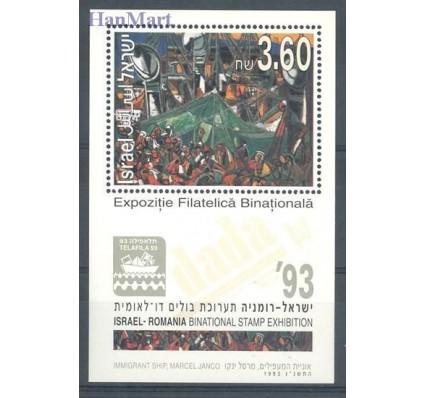 Znaczek Izrael 1993 Mi bl 47 Czyste **