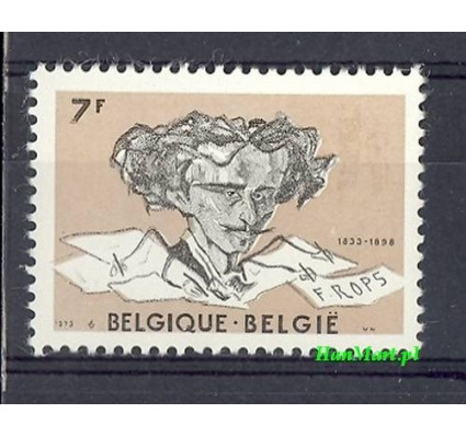Belgia 1973 Mi 1750 Czyste **