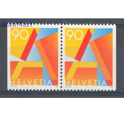 Znaczek Szwajcaria 1995 Mi 1563yDlDr Czyste **