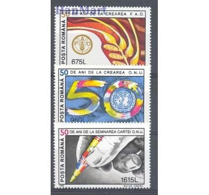 Znaczek Rumunia 1995 Mi 5073-5075 Czyste **