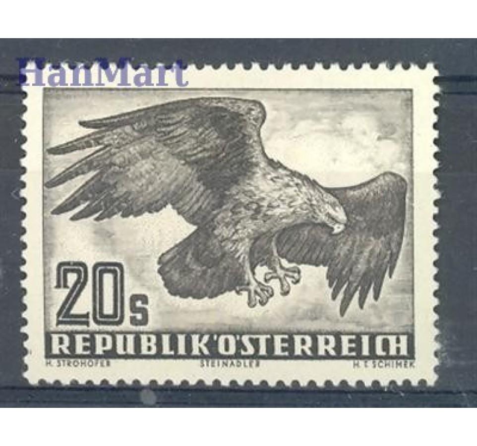 Austria 1952 Mi 968 Z podlepką *