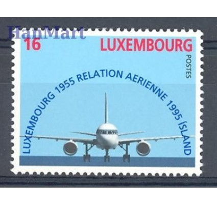 Luksemburg 1995 Mi 1374 Czyste **