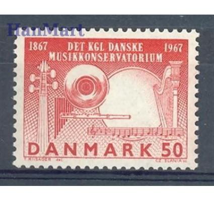 Znaczek Dania 1967 Mi 449x Czyste **
