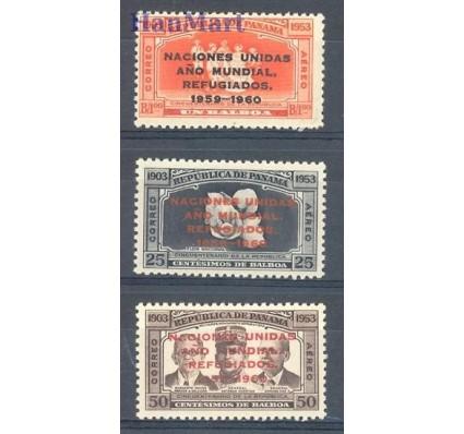 Panama 1960 Mi 565-567 Czyste **