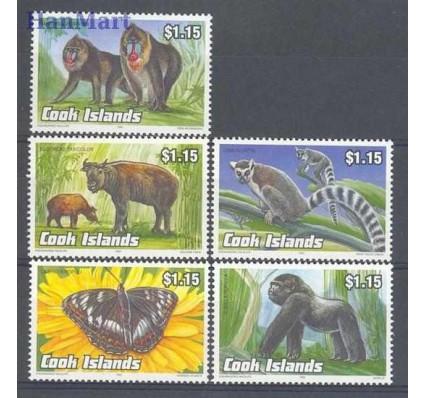 Wyspy Cooka 1993 Mi 1385-1389 Czyste **