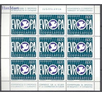 Jugosławia 1975 Mi ark 1617-1618 Czyste **