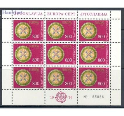 Jugosławia 1976 Mi ark 1635-1636 Czyste **